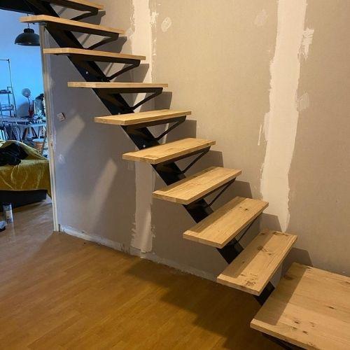 Escalier fabrication Grenoble