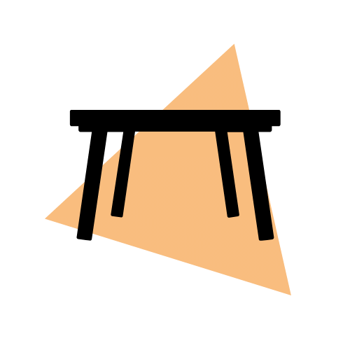 Création tables en bois
