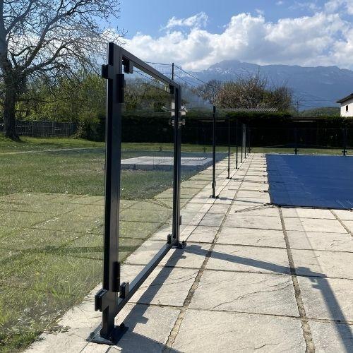 Garde Corps piscine Grenoble